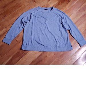 ♻️3/$30 32 Degrees Blue Soft  Sweatshirt XXL